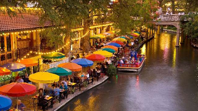 San Antonio, Riverwalk, TX, USA